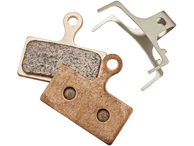 Red Cycling Products Disc Pads Shimano XTR 2011 / BR-M985 Remblok & Remschoen sintered beige